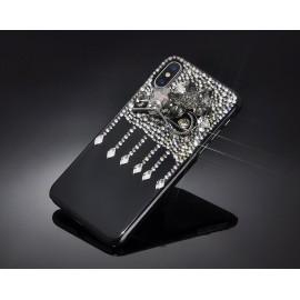 Drops Diamond Bling Swarovski Crystal iPhone Xs Ma..