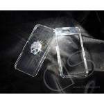 Skull Nuclear Bling Swarovski Crystal Phone Cases