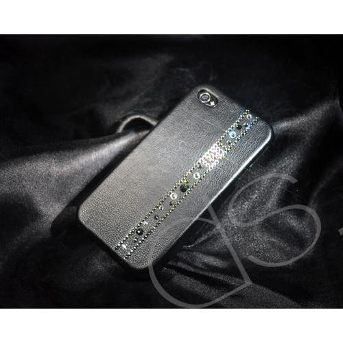 Sparkle Line Bling Swarovski Crystal Phone Cases