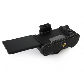 Canon PowerShot G1 X Mark III Genuine Leather Half..