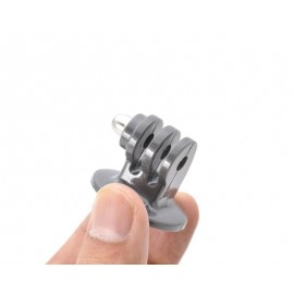 GoPro Tripod Mount Adapter for All Hero 1/2/3/3+/4/4 Cameras - Gray